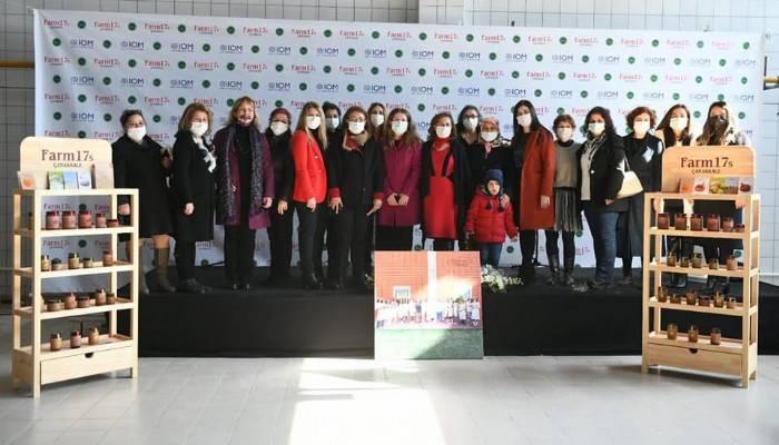 Çanakkaleli Kadınların Markası 'Farm17s'
