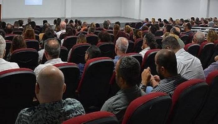 ÇOMÜ Eğitim Fakültesi Akademik Kurul toplantısı yapıldı
