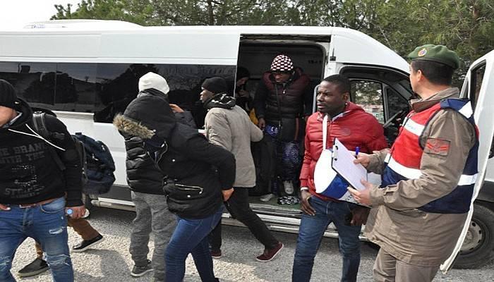 Çanakkale'de 89 Mülteci Yakalandı (VİDEO)