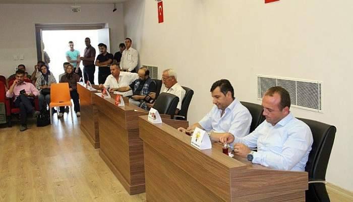 Biga belediye meclisinden darbe girişimine karşı ortak tepki