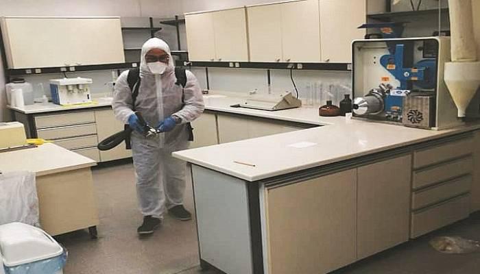 Ticaret Borsasında Korona Virüs Önlemi