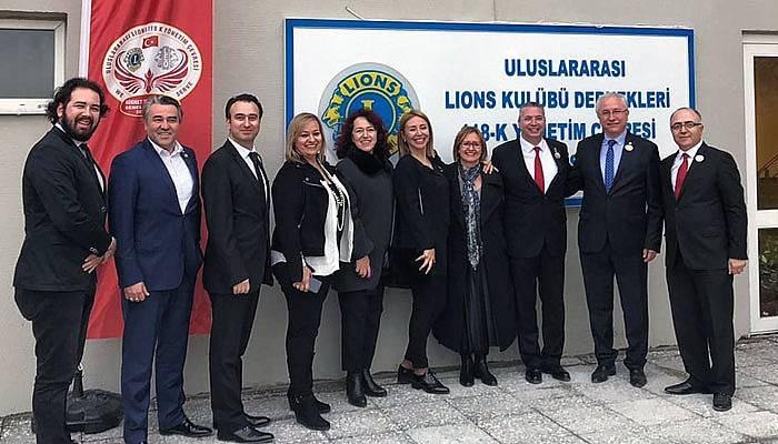 Lions üyeleri Bursa'da