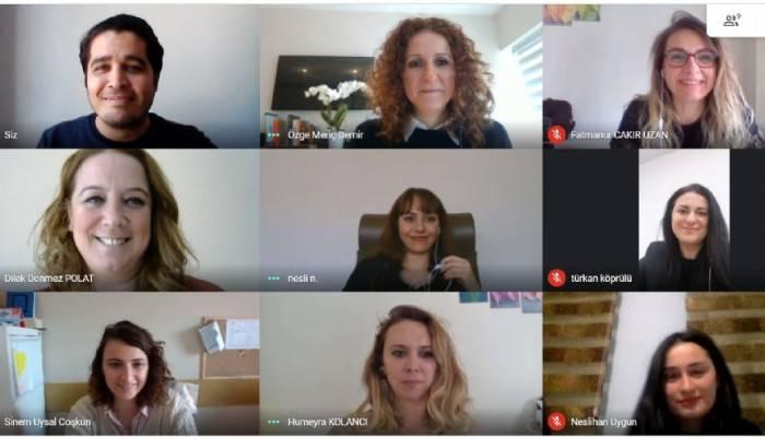 İK 17 Platformu Kadın Çalışmaları Gündemiyle Toplandı