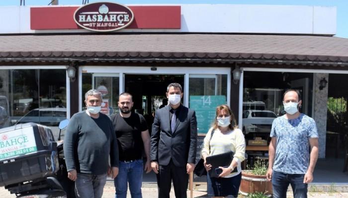 Çanakkale İŞKUR sektör ziyaretlerine devam ediyor