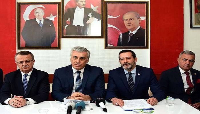 MHP Genel Başkan Yardımcısı Günal Çanakkale'de