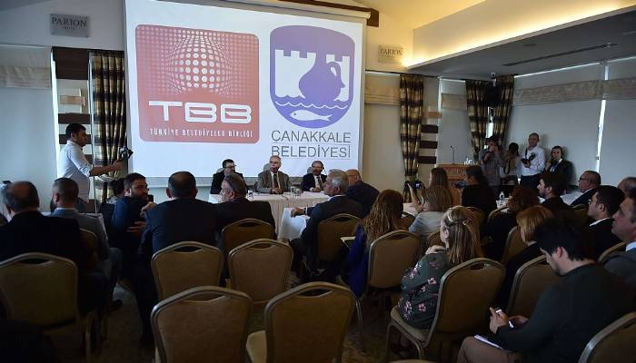 Türkiye Belediyeler Birliği'ne Birlik Meclisi Üye Seçimi Gerçekleştirildi (VİDEO)