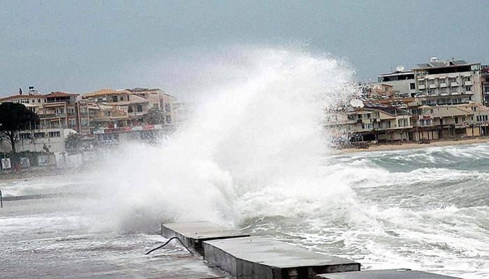 Çanakkale'ye fırtına uyarısı!