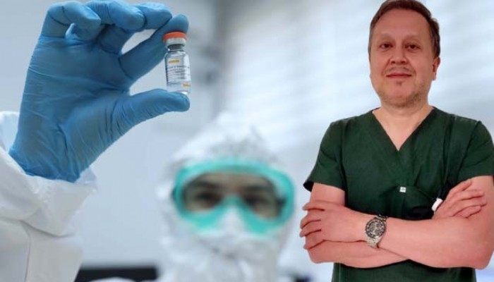 'Covid-19'un mevsimsel gribe evrilmesi aşılama ile olur'