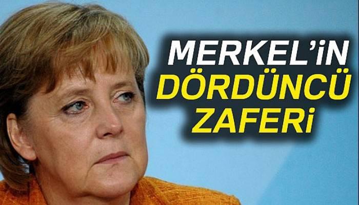 Merkel'in dördüncü zaferi