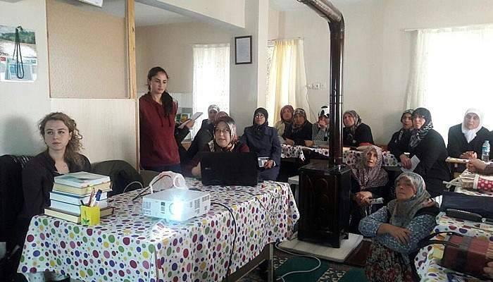 Gelibolu'da Kur'an kursu öğrencilerine eğitim semineri