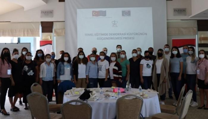 Şelale Eğitimleri Çanakkale'de başladı