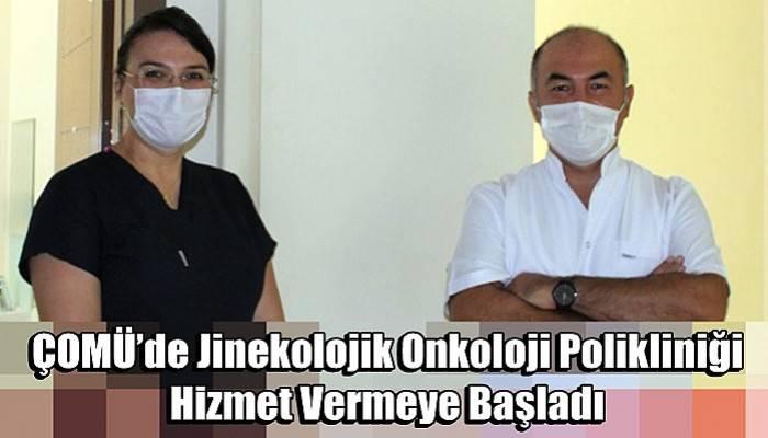 ÇOMÜ'de Jinekolojik Onkoloji Polikliniği Hizmet Vermeye Başladı