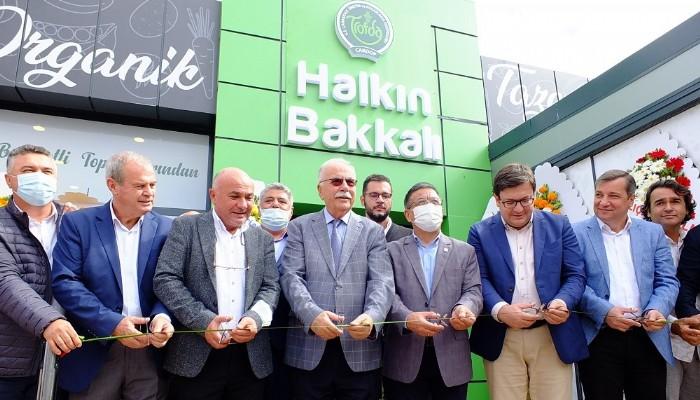 Halk Bakkalın İkinci Şubesi Esenlerde Açıldı