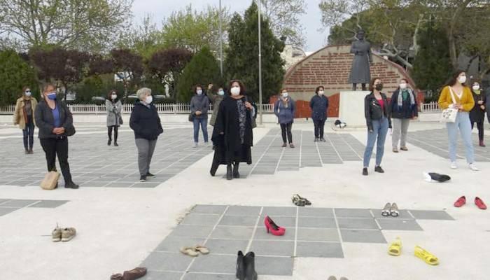 'Katledilen kadınlar isyanımızdır'