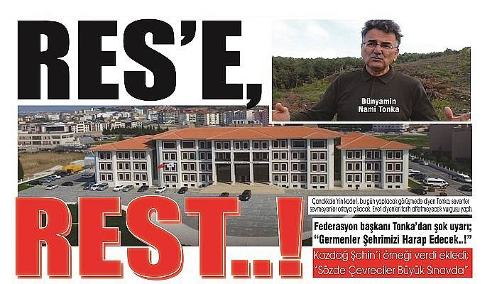 'RES'E, REST..!