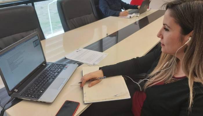 ÇTSO personeli veri analizi eğitimine katıldı