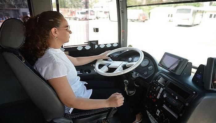 """""""Kadın şoför aranıyor"""""""