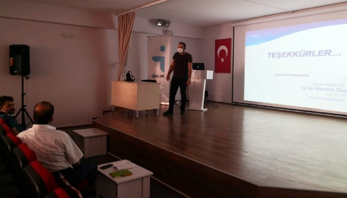 Kantincilere bilgilendirme semineri