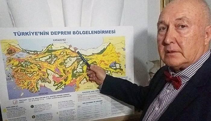 'Kuzey Anadolu kırığının Ege kolu dirilik gösteriyor'