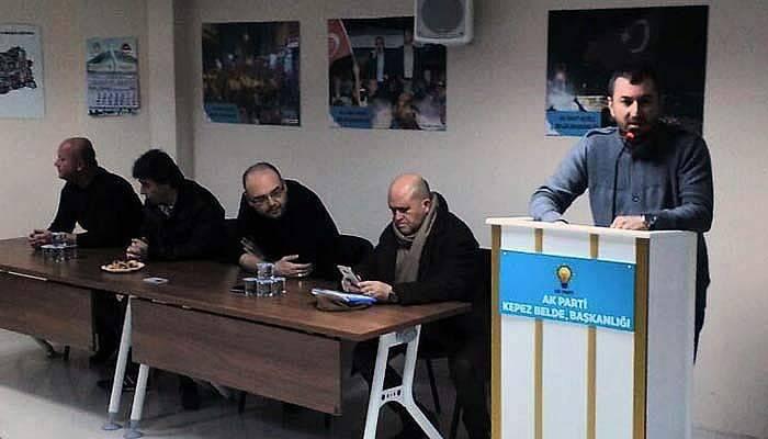 AK Parti Kepez'de referandum hazırlığı