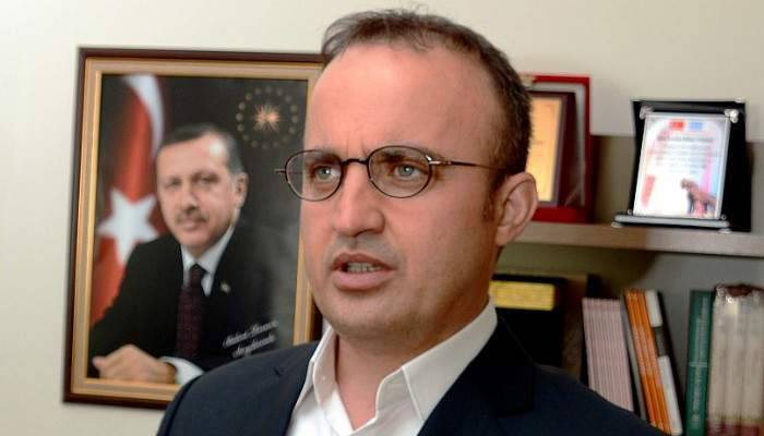 AK Parti Grup Başkanvekili Bülent Turan: