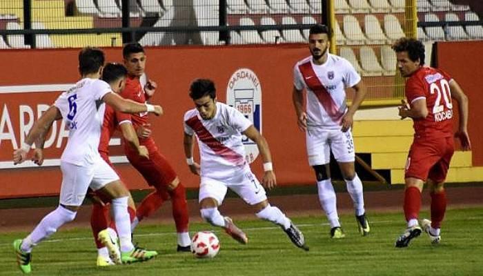 Çanakkale Dardanelspor - Bayrampaşa: 0-2