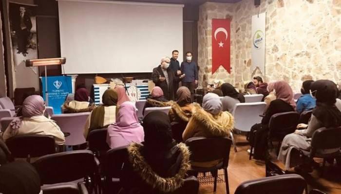 Misafir Öğrenciler İçin Sömestr Kış Kampı Yapıldı