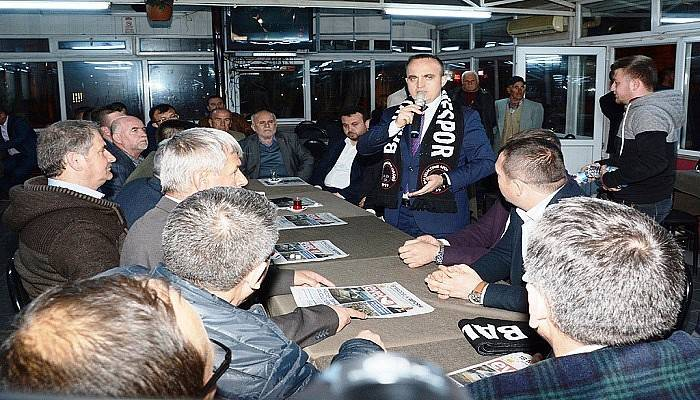 "Turan, ""Köy köy gezeceğiz ve derdimizi anlatacağız"" (VİDEO)"