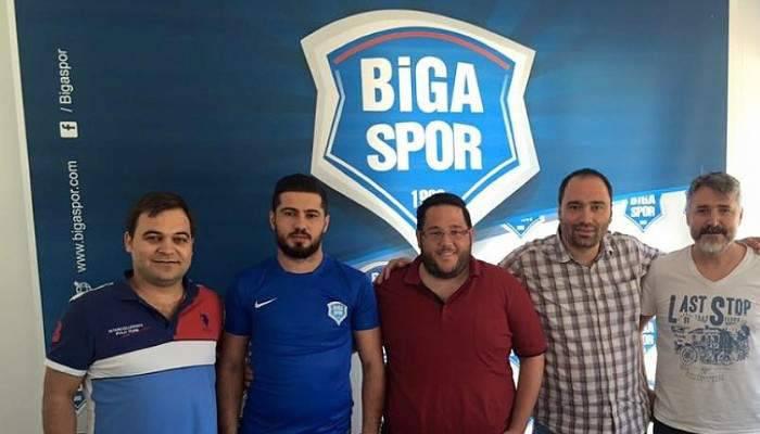 Mehmet Yılmaz, Bigaspor'da