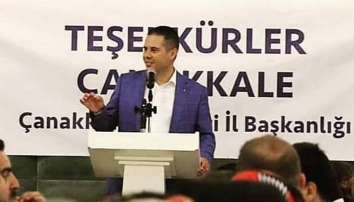 Ak Parti İl Başkanı Gültekin Yıldız istifa etti!