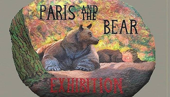 'Parıs And The Bear' İllüstrasyon Sergisi Kapılarını Açıyor