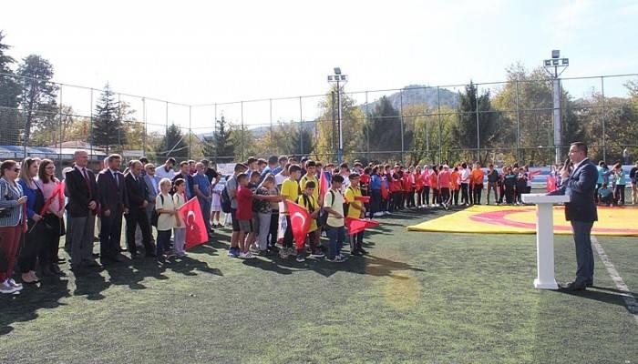 Biga'da Amatör Spor Haftası Kutlandı