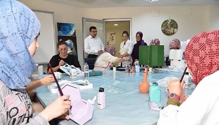 Çan Belediye Başkanı Öz'den kültürel faaliyetlere destek
