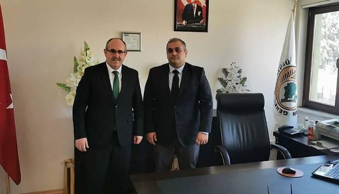 Ayvacık Orman İşletme Müdürlüğüne Aksoy Atandı