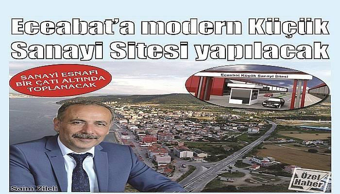 SANAYİ ESNAFI BİR ÇATI ALTINDA TOPLANACAK