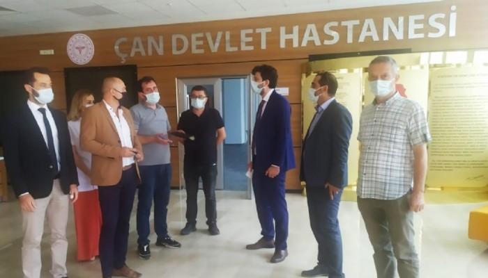 Çan Devlet Hastanesinde Sona Yaklaşılıyor