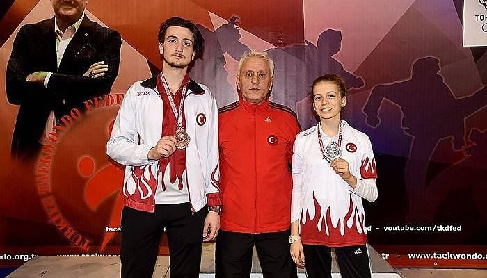 Taekwondocular 2020 yılına başarılarla başladı