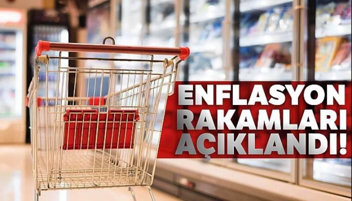 Enflasyon rakamları açıklandı! 3 Temmuz 2019