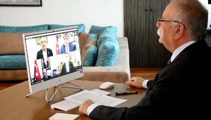 Gökhan, Kılıçdaroğlu'na Çanakkale'de koronavirüs mücadelesini anlattı