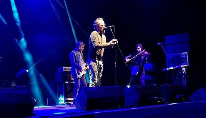 ÇOMÜ Gençlik Festivali'nda Feridun Düzagaç konseri