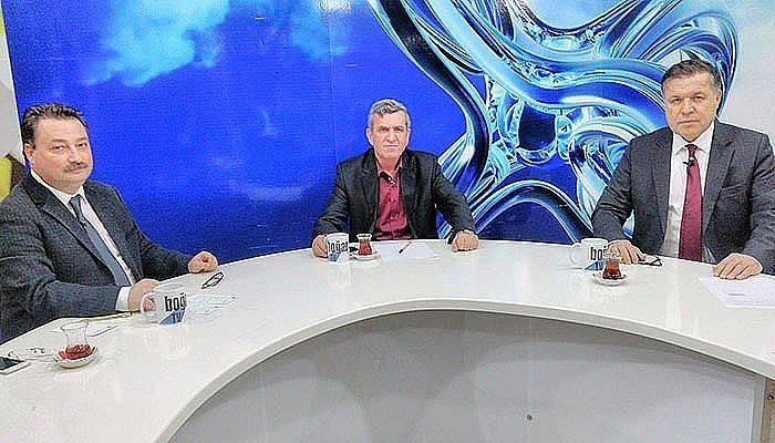 """Siyaset Arenasında """"referandum süreci"""" ele alındı-VİDEO"""