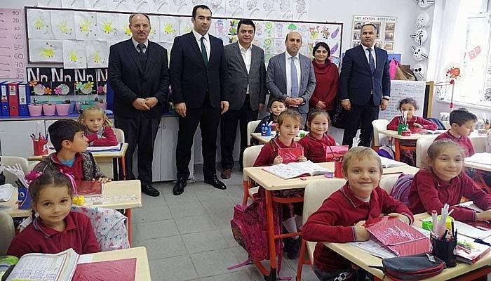 Yolindi İlkokulu'na ziyaret