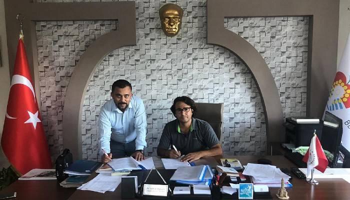 Umurbey Belediyesi'nde Toplu Sözleşme İmzalandı