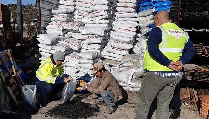Çevre ve Şehircilik İl Müdürlüğünün Kömür Denetimleri Devam Ediyor