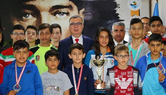 Şampiyonlar Çanakkale'yi temsil edecek