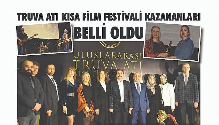 TRUVA ATI KISA FİLM FESTİVALİ KAZANANLARI BELLİ OLDU