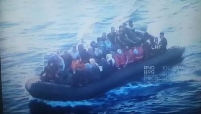 Düzensiz göç hareketleri Balıkesir, Çanakkale ve İzmir sahillerinde yoğunlukta