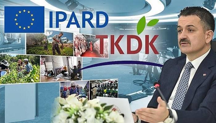 IPARD Kapsamında 10 Yılda 11 Milyar Liralık Yatırım, 70 Bin Yeni İstihdam Oluşturuldu