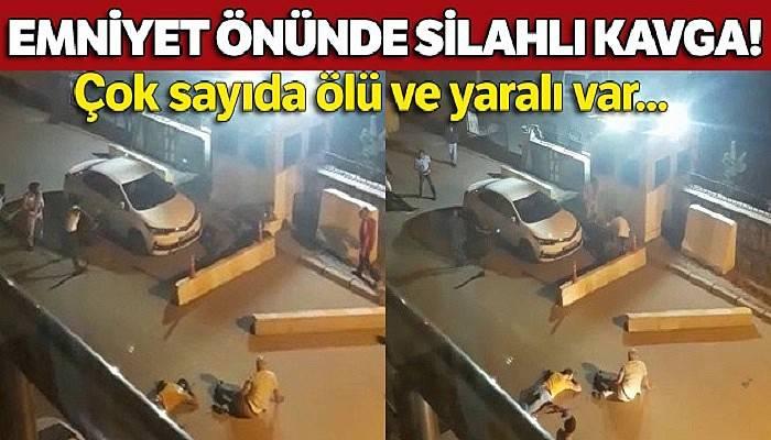 Erzurum'da silahlı kavga: 2 ölü, 6 yaralı