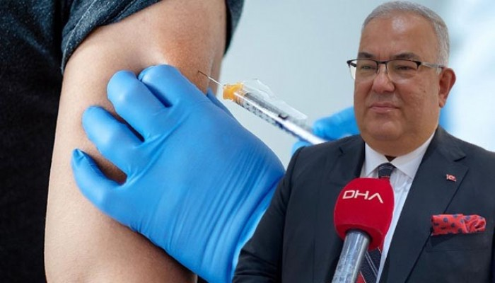 'Covid-19 aşısı, gribal enfeksiyona karşı korumaz' (VİDEO)